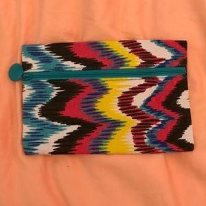 Ipsy Multicolor Pouch